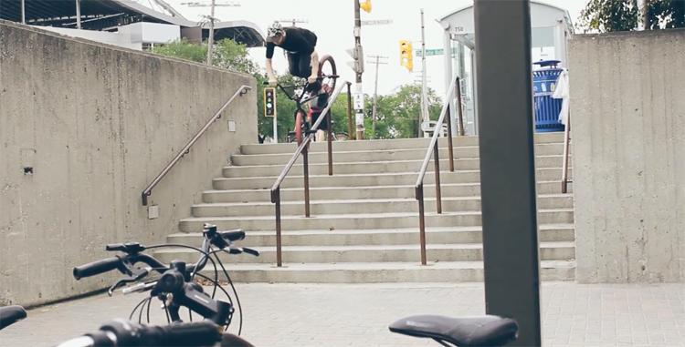 Repset Grindin 2017 BMX Video