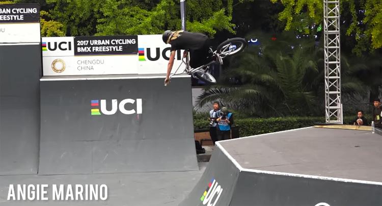 UCI BMX World Championship Women's Class Video