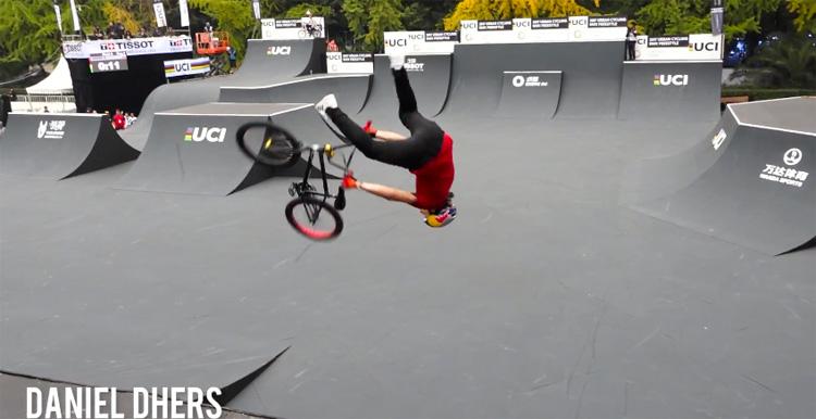 UCI World Championships BMX Video