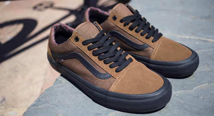 Vans Dakota Roche Signature Winter 2017 Old Skool Pro