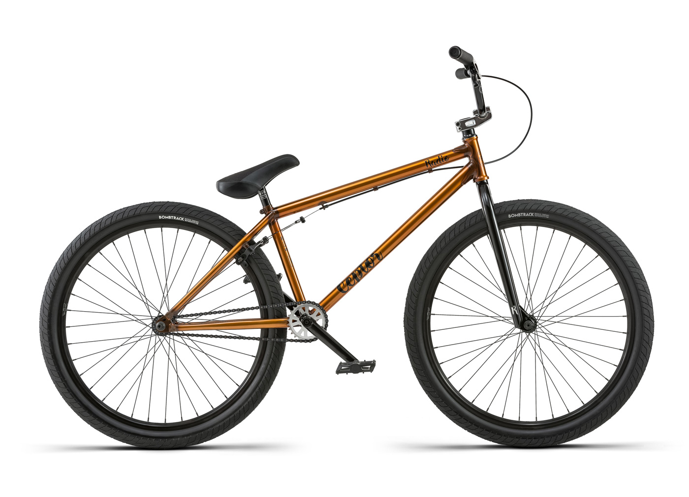 Radio Bikes 2018 Ceptor 26