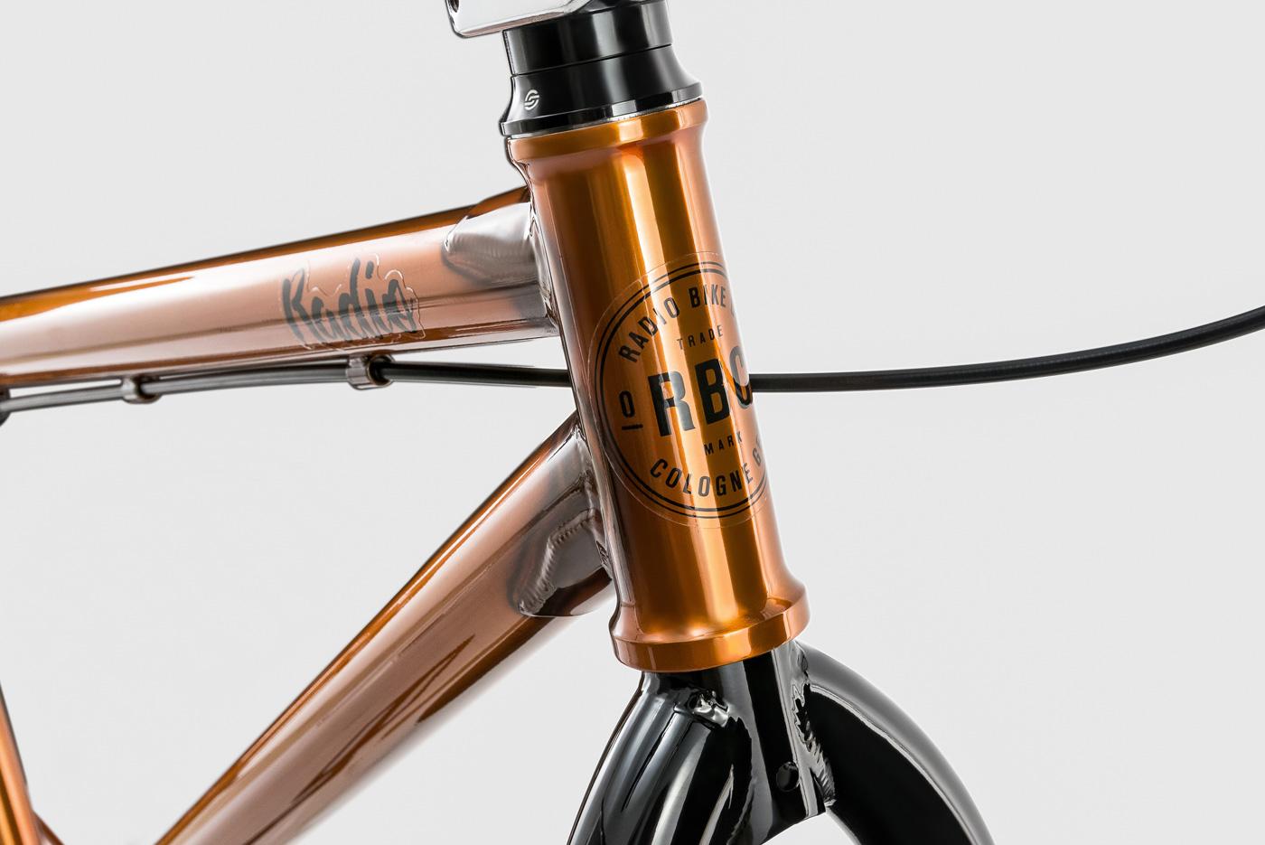 """Radio Bikes 2018 Ceptor 26"""" Complete BMX Bike"""