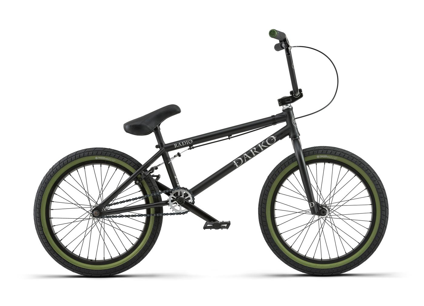 Radio Bikes 2018 Darko Complete BMX BIke