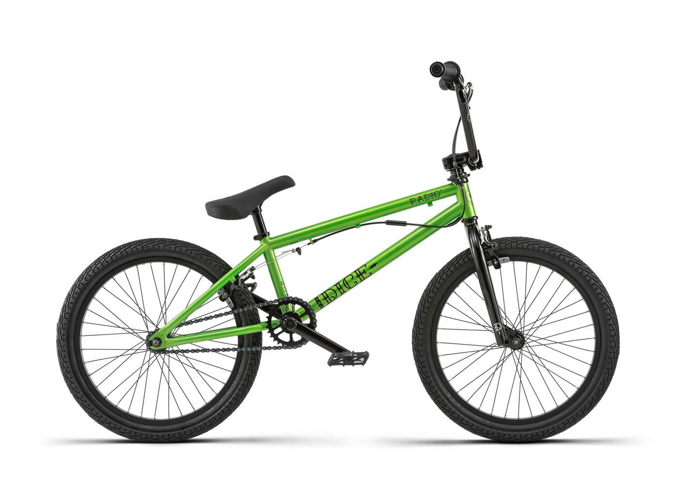 Radio Bikes 2018 Dice FS BMX bike
