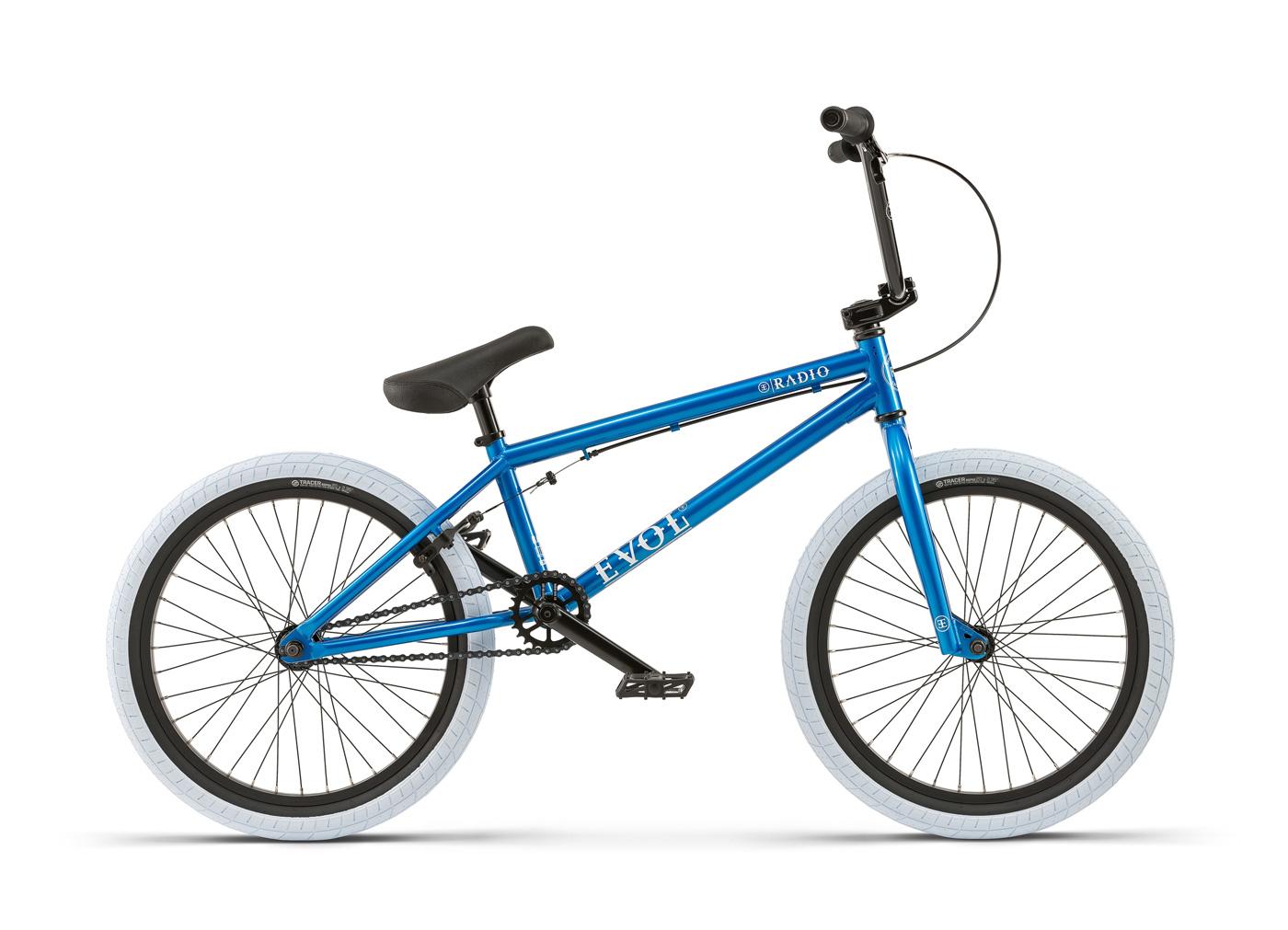 Radio Bikes 2018 EVOL Complete BMX BIKE