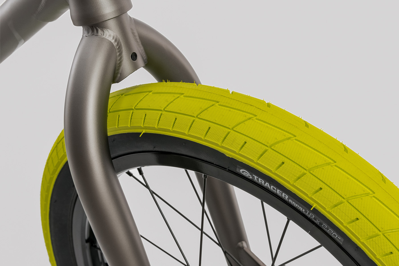 Radio Bikes 2017 Saiko 18 Inch Complete BMX BIke