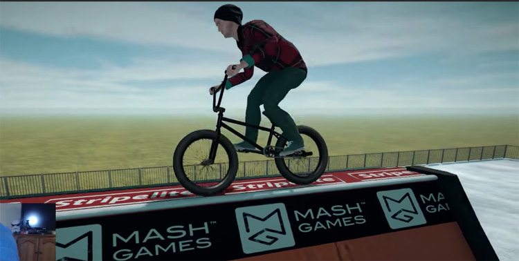 BMX Streets Pipe Coming to XBOX BMX video