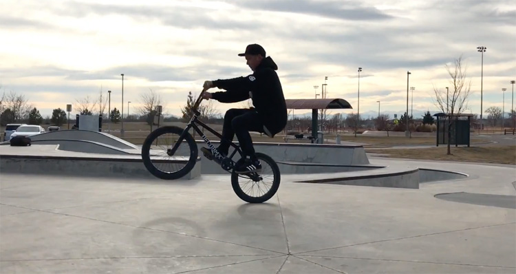Deco BMX Taylor Bonds Instagram Compilation
