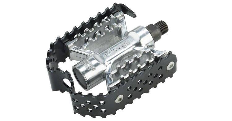 Odyssey BMX Triple Trap BMX Pedals