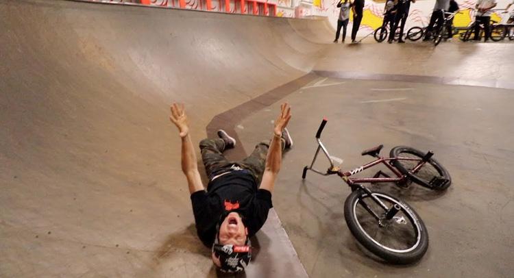Scotty Cranmer Skatepark of Tampa Game of Bike