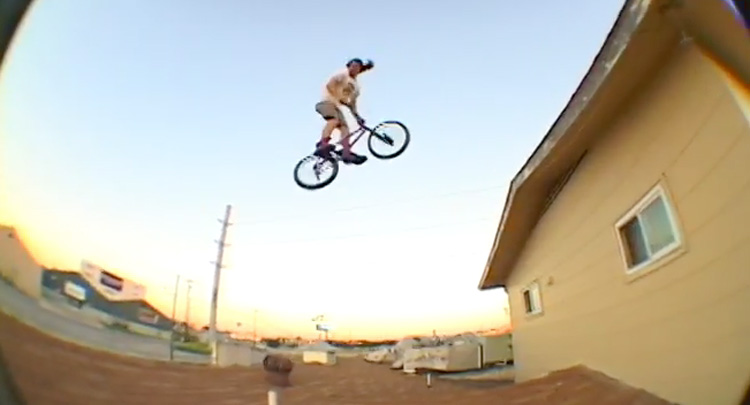 Bone Deth Colt Fake Dirty Sniff BMX Video