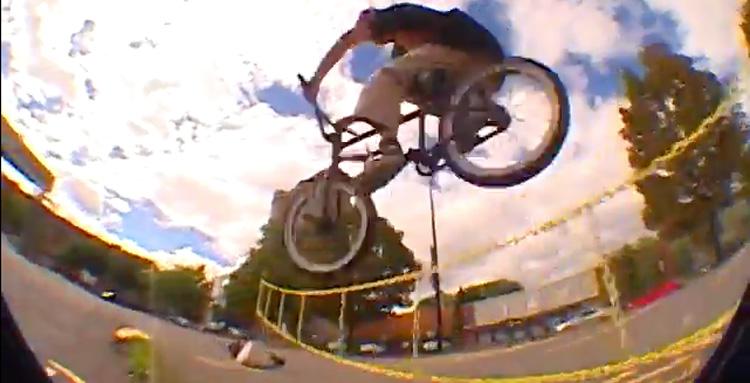 Buster Chips BMX video