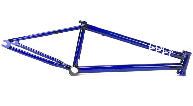 Cult BMX Crew Frame Translucent Blue