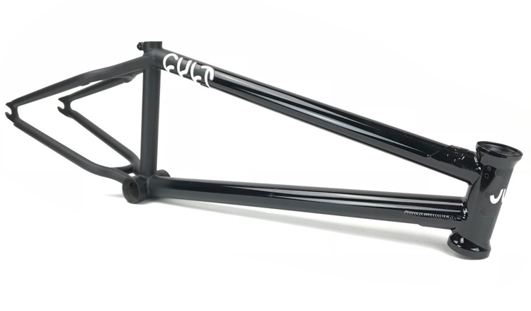 Cult Chase Hawk BMX Frame Fade to Black