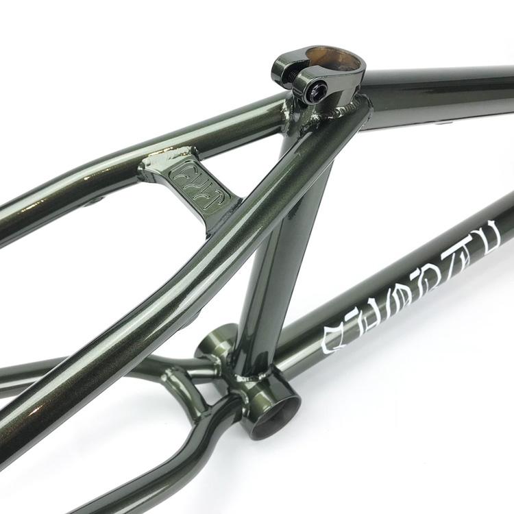 Cult BMX Kilian Roth Shorty Frame Colorway BMX