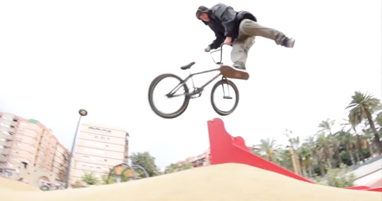 Format Error Barcelona BMX video