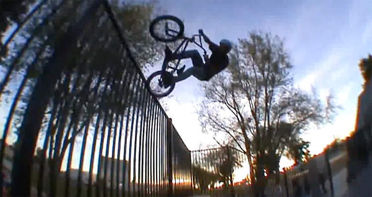 High Desert Park Mix BMX video