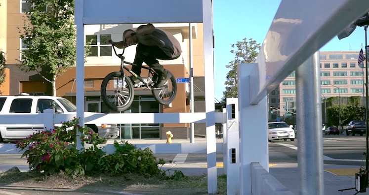 Morgan Long Birds Eye Pro Part BMX video