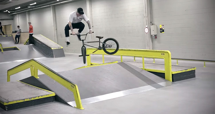 Par BMX Martti Lainevool BMX video