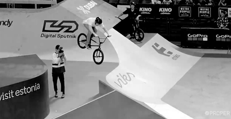 Simple Session 2017 Max Chuprina Lost Clips Proper BMX
