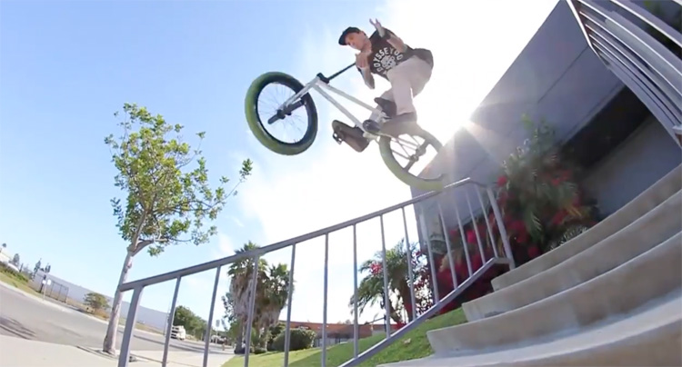 Volume Bikes Caique Gomes Welcome BMX video