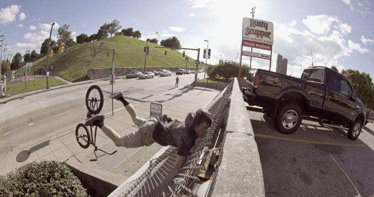 Animal Bikes Colin Varanyak Facts BMX video