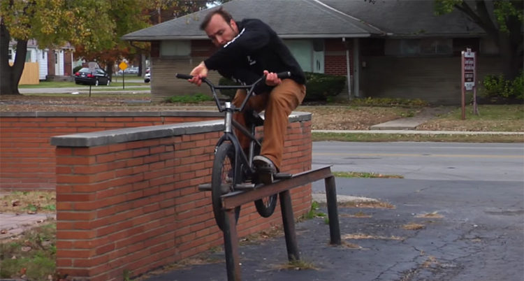 Animal Bikes – Masters Course In Grinds with Ryan Howard