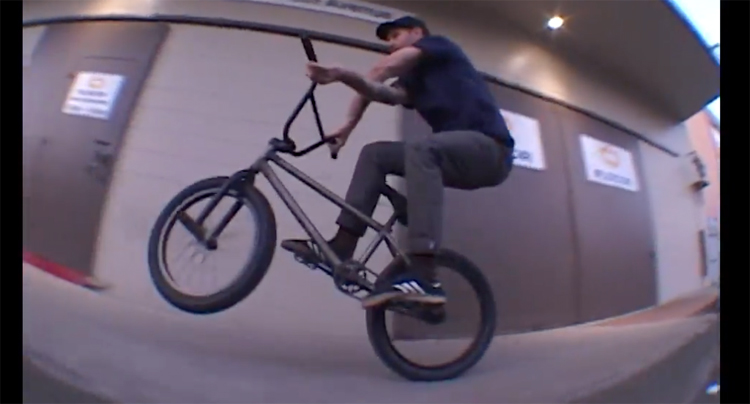 Atlantis Vancouver Land of Milk and Honey BMX video