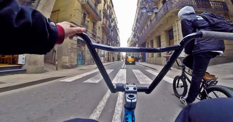 Billy Perry – Daily Cruise: Barcelona, Spain