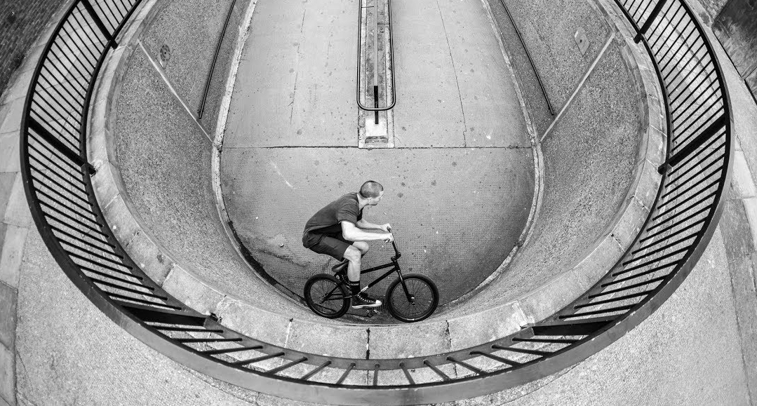 Endless Mag London BMX video