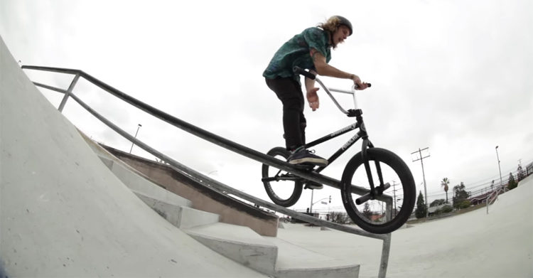 Erik Elstran – BMX Creativity At Its Finest
