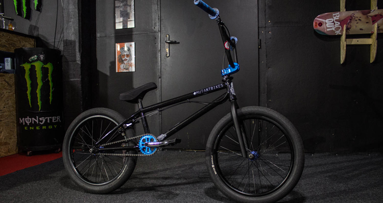 Erik Figar BMX Bike Check Video