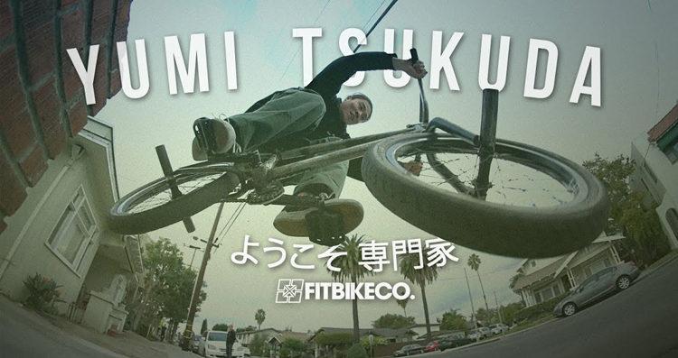 Fit Bike Co. – Yumi Tsukuda In California