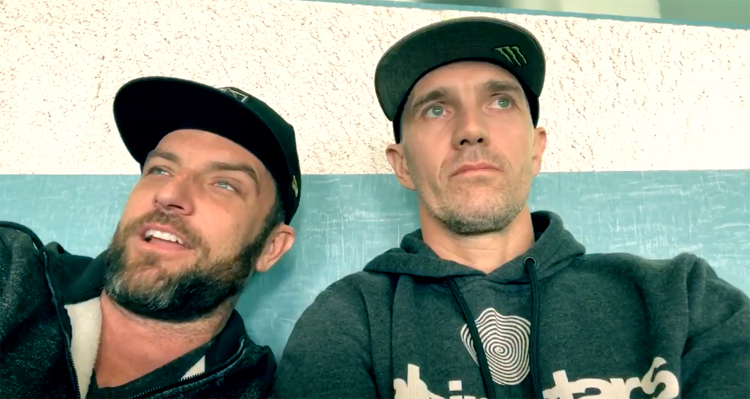 Hangin' with Lavs Jamie Bestwick TJ Lavin