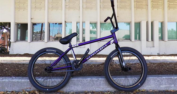 Jordan Godwin Video Bike Check