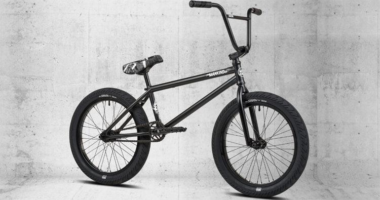 Mankind – 2019 Complete BMX Bikes