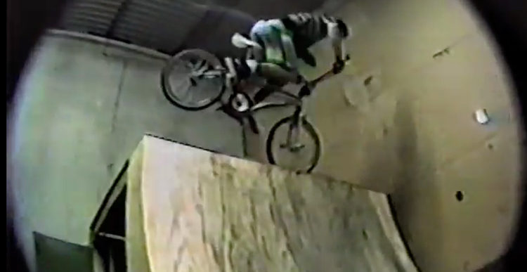 Mat Hoffman Clowns Full of Hate BMX video