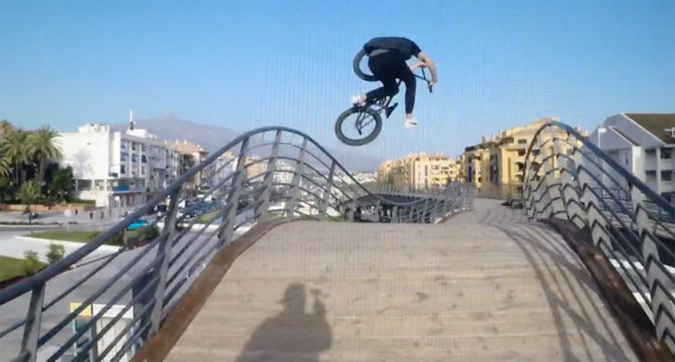 Miguel Cuesta Summer 2017 BMX video