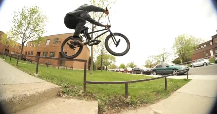 Presence BMX Last Stand Trailer