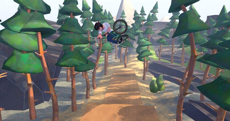 "Adam Hunt Discusses the new Pumped BMX ""Trail Boss"" Game"