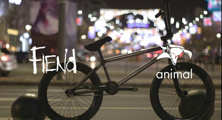 Raul Jula Fiend BMX Animal Bikes BMX video