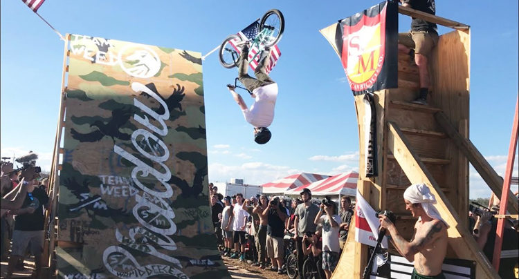 Scotty Cranmer – FloriDeah Swampfest: The Greatest BMX Event Ever
