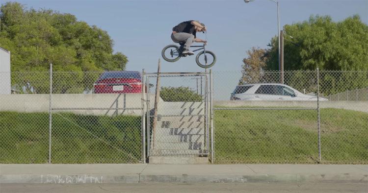 Ty Morrow Eclat BMX video