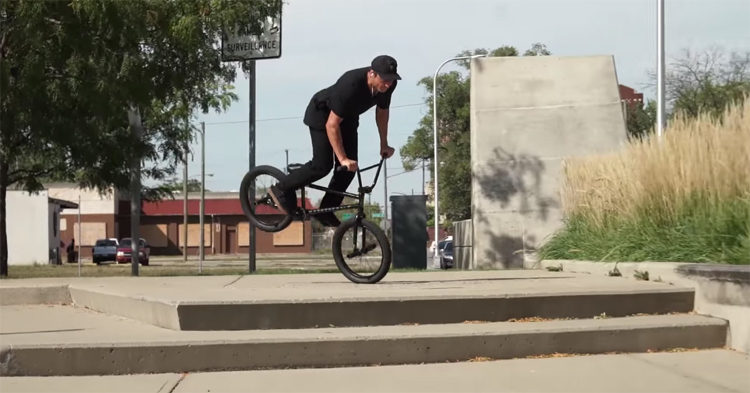 Wethepeople BMX Midwest Trip Video