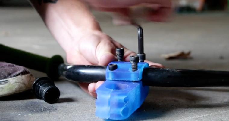 3D Printing BMX Parts Questions and Comments Jonny Lee