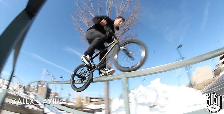 5050 Skatepark – Street Riding In Trenton, New Jersey