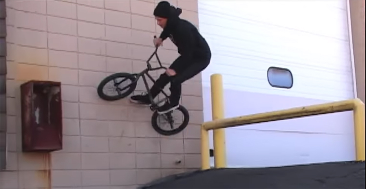 Act Like You KNow Crew Fed Up With The Bullshit BMX video