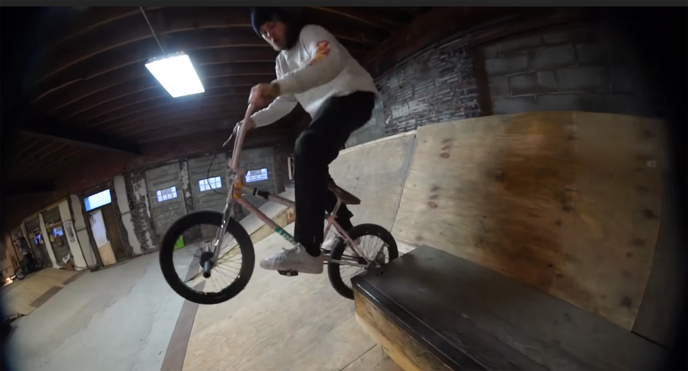BMXfu Super Price Choppers BMX video