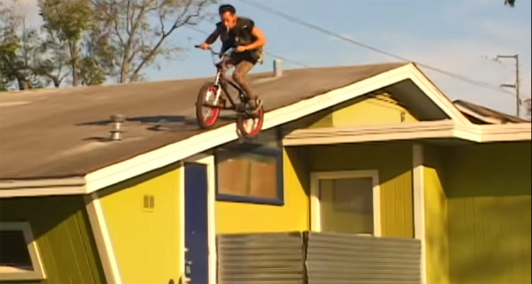 Bone Deth Dirty Sniff Konosen and Robby Nelson BMX video