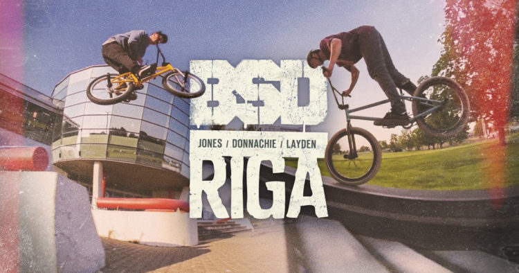 BSD BMX Riga Latvia Video